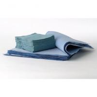 Blue Spunlace Wipers
