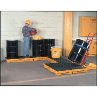 Drum Spill Platforms & Ramps
