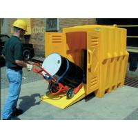 4-Drum Poly Storage Building