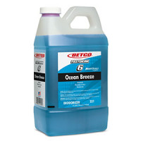 BETCO #6 Fast Draw Best Scent Ocean Breeze