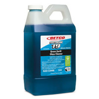 BETCO Fast Draw Green Earth Glass Cleaner