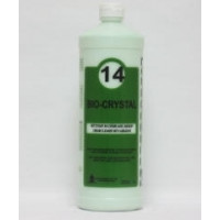 (BIO-CRYSTAL) Cream Cleanser (Herbal Scent) - 1L