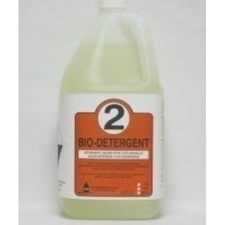 """(BIO-DETERGENT) """"Yellow"""" High Temp Dish Detergent - 20L"""