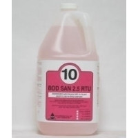 (BOD SAN 2.5 RTU) Quatenary Disinfectant-Sanitizer RTU - 700ml