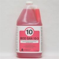 (BOD SAN 10-3)Quaternary Disinfectant-Sanitizer - 4L