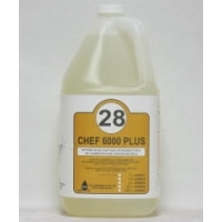 (CHEF 6000 PLUS) Gel Cleaner For Grills & Ovens - 1L