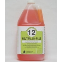 (NEUTRAL 500 Plus) Orange All Purpose Neutral Cleaner - 4L