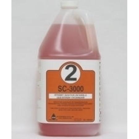 """(SC-3000) """"Red"""" Medium Hard Water Detergent - 20L"""