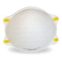 White Respirator Mask (N95 Rated)