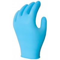 5 Mil - Blue Nitech PF Synthetic, Examination Gloves (Med)