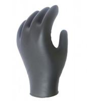 6 Mil - Black SENTRON™ 6 Nitrile PF Glove (S-XXL)