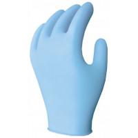 2 Mil - Blue Nitrile PF Glove - NE1 (S-XL)